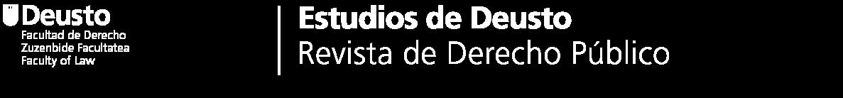 Universidad de Deusto. Facultad de Derecho